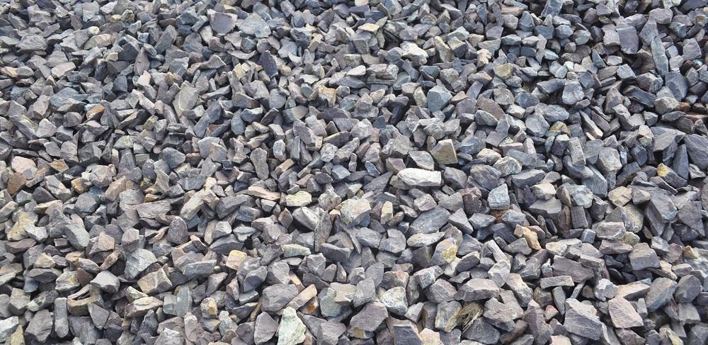 Colored decorative rock yard n garden land for Landscaping rock estimator